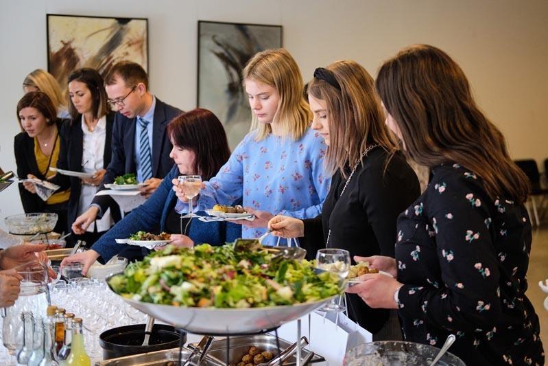 Suomalais-ruotsalaisen kauppakamarin seminaari Vaasassa